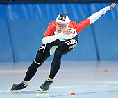 Subject: Cathrine Grage; Tags: Athlet, Athlete, Sportler, Wettkämpfer, Sportsman, Catherine Grage, DEN, Denmark, Dänemark, Damen, Ladies, Frau, Mesdames, Female, Women, Eisschnelllauf, Speed skating, Schaatsen, Sport; PhotoID: 2010-10-30-0118