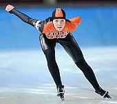 Subject: Kaja Ziomek; Tags: Athlet, Athlete, Sportler, Wettkämpfer, Sportsman, Damen, Ladies, Frau, Mesdames, Female, Women, Eisschnelllauf, Speed skating, Schaatsen, Kaja Ziomek, POL, Poland, Polen, Sport; PhotoID: 2010-10-30-0275