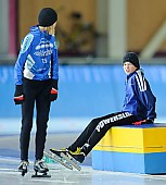 Subject: Jamie Lee Dzillack; Tags: Sport, Eisschnelllauf, Speed skating, Schaatsen, 2010-2011; PhotoID: 2010-10-30-0294