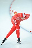 Subject: Aleksandra Goss; Tags: Aleksandra Goss, Athlet, Athlete, Sportler, Wettkämpfer, Sportsman, Damen, Ladies, Frau, Mesdames, Female, Women, Eisschnelllauf, Speed skating, Schaatsen, POL, Poland, Polen, Sport; PhotoID: 2010-10-30-0458