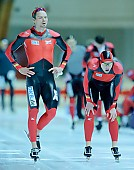 Subject: Nico Dorsch, Patrick Wirth; Tags: Athlet, Athlete, Sportler, Wettkämpfer, Sportsman, Eisschnelllauf, Speed skating, Schaatsen, GER, Germany, Deutschland, Herren, Men, Gentlemen, Mann, Männer, Gents, Sirs, Mister, Nico Dorsch, Patrick Wirth, Sport; PhotoID: 2010-11-06-0201