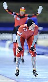 Motiv: Christoffer Fagerli Rukke; Tags: Sport, NOR, Norway, Norwegen, Herren, Men, Gentlemen, Mann, Männer, Gents, Sirs, Mister, Eisschnelllauf, Speed skating, Schaatsen, Christoffer Fagerli Rukke, Athlet, Athlete, Sportler, Wettkämpfer, Sportsman; PhotoID: 2010-11-12-0558