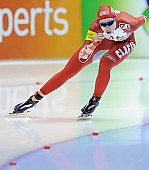Subject: Elena Sokhryakova; Tags: Sport, RUS, Russian Federation, Russische Föderation, Russia, Jelena Sokhrjakova, Eisschnelllauf, Speed skating, Schaatsen, Damen, Ladies, Frau, Mesdames, Female, Women, Athlet, Athlete, Sportler, Wettkämpfer, Sportsman; PhotoID: 2010-11-13-0922