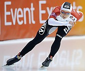 Subject: Cathrine Grage; Tags: Sport, Eisschnelllauf, Speed skating, Schaatsen, Damen, Ladies, Frau, Mesdames, Female, Women, DEN, Denmark, Dänemark, Catherine Grage, Athlet, Athlete, Sportler, Wettkämpfer, Sportsman; PhotoID: 2010-11-13-2363