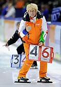 Subject: Wopke de Vegt; Tags: Eisschnelllauf, Speed skating, Schaatsen, NED, Netherlands, Niederlande, Holland, Dutch, Sport, Trainer, Coach, Betreuer, Wopke de Vegt; PhotoID: 2010-11-13-2424