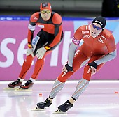 Motiv: Christoffer Fagerli Rukke; Tags: Athlet, Athlete, Sportler, Wettkämpfer, Sportsman, Christoffer Fagerli Rukke, Eisschnelllauf, Speed skating, Schaatsen, Herren, Men, Gentlemen, Mann, Männer, Gents, Sirs, Mister, NOR, Norway, Norwegen, Sport; PhotoID: 2010-11-14-0047