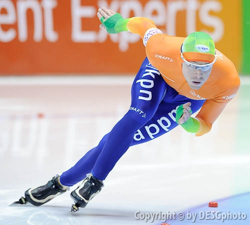 Jacques de Koning; Tags: Athlet, Athlete, Sportler, Wettkämpfer, Sportsman, Eisschnelllauf, Speed skating, Schaatsen, Herren, Men, Gentlemen, Mann, Männer, Gents, Sirs, Mister, Jacques de Koning, NED, Netherlands, Niederlande, Holland, Dutch, Sport; PhotoID: 2010-11-14-0546