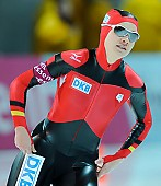 Subject: Denise Roth; Tags: Athlet, Athlete, Sportler, Wettkämpfer, Sportsman, Damen, Ladies, Frau, Mesdames, Female, Women, Denise Roth, Eisschnelllauf, Speed skating, Schaatsen, GER, Germany, Deutschland, Sport; PhotoID: 2010-11-19-0057