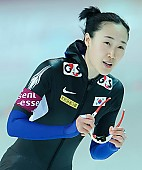 Subject: Min-Jee Oh; Tags: Athlet, Athlete, Sportler, Wettkämpfer, Sportsman, Damen, Ladies, Frau, Mesdames, Female, Women, Eisschnelllauf, Speed skating, Schaatsen, KOR, South Korea, Südkorea, Min-Jee Oh, Sport; PhotoID: 2010-11-19-0252
