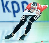 Subject: Cathrine Grage; Tags: Athlet, Athlete, Sportler, Wettkämpfer, Sportsman, Catherine Grage, DEN, Denmark, Dänemark, Damen, Ladies, Frau, Mesdames, Female, Women, Eisschnelllauf, Speed skating, Schaatsen, Sport; PhotoID: 2010-11-19-0701