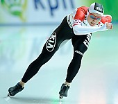 Subject: Cathrine Grage; Tags: Athlet, Athlete, Sportler, Wettkämpfer, Sportsman, Catherine Grage, DEN, Denmark, Dänemark, Damen, Ladies, Frau, Mesdames, Female, Women, Eisschnelllauf, Speed skating, Schaatsen, Sport; PhotoID: 2010-11-19-0708