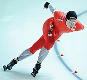 Subject: Henrik Christiansen; Tags: Athlet, Athlete, Sportler, Wettkämpfer, Sportsman, Eisschnelllauf, Speed skating, Schaatsen, Henrik Christiansen, Herren, Men, Gentlemen, Mann, Männer, Gents, Sirs, Mister, NOR, Norway, Norwegen, Sport; PhotoID: 2010-11-19-4006