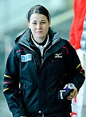 Subject: Bianca Walter; Tags: Athlet, Athlete, Sportler, Wettkämpfer, Sportsman, Bianca Walter, Damen, Ladies, Frau, Mesdames, Female, Women, GER, Germany, Deutschland, Shorttrack, Short Track, Sport; PhotoID: 2010-11-19-4355