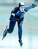 Subject: Nicole Kowalewskij; Tags: Sport, Nicole Kowalewskij, GER, Germany, Deutschland, Eisschnelllauf, Speed skating, Schaatsen, Damen, Ladies, Frau, Mesdames, Female, Women, Athlet, Athlete, Sportler, Wettkämpfer, Sportsman; PhotoID: 2010-12-11-0088