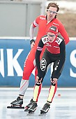 Subject: Bart Swings, Henrik Christiansen; Tags: Sport, NOR, Norway, Norwegen, Herren, Men, Gentlemen, Mann, Männer, Gents, Sirs, Mister, Henrik Christiansen, Eisschnelllauf, Speed skating, Schaatsen, Bart Swings, BEL, Belgium, Belgien, Athlet, Athlete, Sportler, Wettkämpfer, Sportsman; PhotoID: 2011-01-07-0211