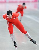 Subject: Henrik Christiansen; Tags: Athlet, Athlete, Sportler, Wettkämpfer, Sportsman, Eisschnelllauf, Speed skating, Schaatsen, Henrik Christiansen, Herren, Men, Gentlemen, Mann, Männer, Gents, Sirs, Mister, NOR, Norway, Norwegen, Sport; PhotoID: 2011-01-07-1642