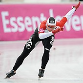 Subject: Cathrine Grage; Tags: Athlet, Athlete, Sportler, Wettkämpfer, Sportsman, Catherine Grage, DEN, Denmark, Dänemark, Damen, Ladies, Frau, Mesdames, Female, Women, Eisschnelllauf, Speed skating, Schaatsen, Sport; PhotoID: 2011-01-08-0251