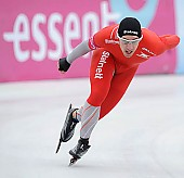 Subject: Henrik Christiansen; Tags: Athlet, Athlete, Sportler, Wettkämpfer, Sportsman, Eisschnelllauf, Speed skating, Schaatsen, Henrik Christiansen, Herren, Men, Gentlemen, Mann, Männer, Gents, Sirs, Mister, NOR, Norway, Norwegen, Sport; PhotoID: 2011-01-08-1113