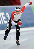 Subject: Cathrine Grage; Tags: Athlet, Athlete, Sportler, Wettkämpfer, Sportsman, Catherine Grage, DEN, Denmark, Dänemark, Damen, Ladies, Frau, Mesdames, Female, Women, Eisschnelllauf, Speed skating, Schaatsen, Sport; PhotoID: 2011-01-08-2111