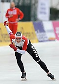 Subject: Cathrine Grage; Tags: Athlet, Athlete, Sportler, Wettkämpfer, Sportsman, Catherine Grage, DEN, Denmark, Dänemark, Damen, Ladies, Frau, Mesdames, Female, Women, Eisschnelllauf, Speed skating, Schaatsen, Sport; PhotoID: 2011-01-08-2171