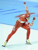 Subject: Alla Sjabanova; Tags: Alla Sjabanova, Athlet, Athlete, Sportler, Wettkämpfer, Sportsman, Damen, Ladies, Frau, Mesdames, Female, Women, Eisschnelllauf, Speed skating, Schaatsen, RUS, Russian Federation, Russische Föderation, Russia, Sport; PhotoID: 2011-01-23-0027