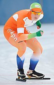 Subject: Pien Keulstra; Tags: Athlet, Athlete, Sportler, Wettkämpfer, Sportsman, Damen, Ladies, Frau, Mesdames, Female, Women, Eisschnelllauf, Speed skating, Schaatsen, NED, Netherlands, Niederlande, Holland, Dutch, Pien Keulstra, Sport; PhotoID: 2011-01-29-0165