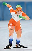 Subject: Pien Keulstra; Tags: Athlet, Athlete, Sportler, Wettkämpfer, Sportsman, Damen, Ladies, Frau, Mesdames, Female, Women, Eisschnelllauf, Speed skating, Schaatsen, NED, Netherlands, Niederlande, Holland, Dutch, Pien Keulstra, Sport; PhotoID: 2011-01-29-0169