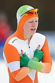 Subject: Pien Keulstra; Tags: Athlet, Athlete, Sportler, Wettkämpfer, Sportsman, Damen, Ladies, Frau, Mesdames, Female, Women, Eisschnelllauf, Speed skating, Schaatsen, NED, Netherlands, Niederlande, Holland, Dutch, Pien Keulstra, Sport; PhotoID: 2011-01-29-0180