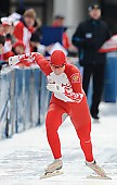 Subject: Angelina Golikova; Tags: Sport, RUS, Russian Federation, Russische Föderation, Russia, Eisschnelllauf, Speed skating, Schaatsen, Damen, Ladies, Frau, Mesdames, Female, Women, Athlet, Athlete, Sportler, Wettkämpfer, Sportsman, Angelina Golikova; PhotoID: 2011-01-29-0719