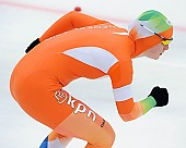 Subject: Pien Keulstra; Tags: Sport, Pien Keulstra, NED, Netherlands, Niederlande, Holland, Dutch, Eisschnelllauf, Speed skating, Schaatsen, Damen, Ladies, Frau, Mesdames, Female, Women, Athlet, Athlete, Sportler, Wettkämpfer, Sportsman; PhotoID: 2011-01-30-0424