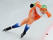 Subject: Pien Keulstra; Tags: Sport, Pien Keulstra, NED, Netherlands, Niederlande, Holland, Dutch, Eisschnelllauf, Speed skating, Schaatsen, Damen, Ladies, Frau, Mesdames, Female, Women, Athlet, Athlete, Sportler, Wettkämpfer, Sportsman; PhotoID: 2011-01-30-0426