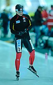 Subject: Claudia Pechstein; Tags: Sport, GER, Germany, Deutschland, Eisschnelllauf, Speed skating, Schaatsen, Damen, Ladies, Frau, Mesdames, Female, Women, Claudia Pechstein, Athlet, Athlete, Sportler, Wettkämpfer, Sportsman; PhotoID: 2011-02-12-0015