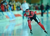 Subject: Claudia Pechstein; Tags: Sport, GER, Germany, Deutschland, Eisschnelllauf, Speed skating, Schaatsen, Damen, Ladies, Frau, Mesdames, Female, Women, Claudia Pechstein, Athlet, Athlete, Sportler, Wettkämpfer, Sportsman; PhotoID: 2011-02-12-0031