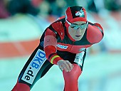 Subject: Claudia Pechstein; Tags: Sport, GER, Germany, Deutschland, Eisschnelllauf, Speed skating, Schaatsen, Damen, Ladies, Frau, Mesdames, Female, Women, Claudia Pechstein, Athlet, Athlete, Sportler, Wettkämpfer, Sportsman; PhotoID: 2011-02-12-0033