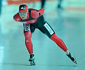 Subject: Claudia Pechstein; Tags: Sport, GER, Germany, Deutschland, Eisschnelllauf, Speed skating, Schaatsen, Damen, Ladies, Frau, Mesdames, Female, Women, Claudia Pechstein, Athlet, Athlete, Sportler, Wettkämpfer, Sportsman; PhotoID: 2011-02-12-0035