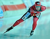 Subject: Claudia Pechstein; Tags: Sport, GER, Germany, Deutschland, Eisschnelllauf, Speed skating, Schaatsen, Damen, Ladies, Frau, Mesdames, Female, Women, Claudia Pechstein, Athlet, Athlete, Sportler, Wettkämpfer, Sportsman; PhotoID: 2011-02-12-0036