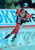Subject: Claudia Pechstein; Tags: Sport, GER, Germany, Deutschland, Eisschnelllauf, Speed skating, Schaatsen, Damen, Ladies, Frau, Mesdames, Female, Women, Claudia Pechstein, Athlet, Athlete, Sportler, Wettkämpfer, Sportsman; PhotoID: 2011-02-12-0037
