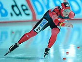 Subject: Claudia Pechstein; Tags: Sport, GER, Germany, Deutschland, Eisschnelllauf, Speed skating, Schaatsen, Damen, Ladies, Frau, Mesdames, Female, Women, Claudia Pechstein, Athlet, Athlete, Sportler, Wettkämpfer, Sportsman; PhotoID: 2011-02-12-0039