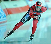 Subject: Claudia Pechstein; Tags: Sport, GER, Germany, Deutschland, Eisschnelllauf, Speed skating, Schaatsen, Damen, Ladies, Frau, Mesdames, Female, Women, Claudia Pechstein, Athlet, Athlete, Sportler, Wettkämpfer, Sportsman; PhotoID: 2011-02-12-0040