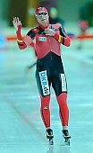 Subject: Claudia Pechstein; Tags: Sport, GER, Germany, Deutschland, Eisschnelllauf, Speed skating, Schaatsen, Damen, Ladies, Frau, Mesdames, Female, Women, Claudia Pechstein, Athlet, Athlete, Sportler, Wettkämpfer, Sportsman; PhotoID: 2011-02-12-0045