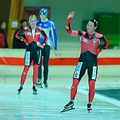 Subject: Claudia Pechstein; Tags: Sport, GER, Germany, Deutschland, Eisschnelllauf, Speed skating, Schaatsen, Damen, Ladies, Frau, Mesdames, Female, Women, Claudia Pechstein, Athlet, Athlete, Sportler, Wettkämpfer, Sportsman; PhotoID: 2011-02-12-0047
