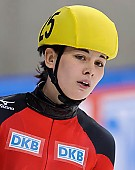 Subject: Bianca Walter; Tags: Athlet, Athlete, Sportler, Wettkämpfer, Sportsman, Bianca Walter, Damen, Ladies, Frau, Mesdames, Female, Women, GER, Germany, Deutschland, Shorttrack, Short Track, Sport; PhotoID: 2011-02-18-0106