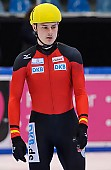 Subject: Robert Seifert; Tags: Athlet, Athlete, Sportler, Wettkämpfer, Sportsman, GER, Germany, Deutschland, Herren, Men, Gentlemen, Mann, Männer, Gents, Sirs, Mister, Robert Seifert, Shorttrack, Short Track, Sport; PhotoID: 2011-02-18-0163
