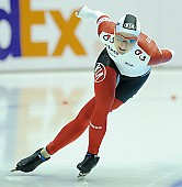 Subject: Cathrine Grage; Tags: Sport, Eisschnelllauf, Speed skating, Schaatsen, Damen, Ladies, Frau, Mesdames, Female, Women, DEN, Denmark, Dänemark, Catherine Grage, Athlet, Athlete, Sportler, Wettkämpfer, Sportsman; PhotoID: 2011-03-05-0339