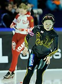 Subject: Miho Takagi; Tags: Sport, Miho Takagi, JPN, Japan, Nippon, Eisschnelllauf, Speed skating, Schaatsen, Damen, Ladies, Frau, Mesdames, Female, Women, Athlet, Athlete, Sportler, Wettkämpfer, Sportsman; PhotoID: 2011-03-06-0006