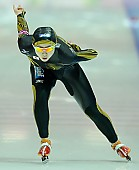 Subject: Miho Takagi; Tags: Sport, Miho Takagi, JPN, Japan, Nippon, Eisschnelllauf, Speed skating, Schaatsen, Damen, Ladies, Frau, Mesdames, Female, Women, Athlet, Athlete, Sportler, Wettkämpfer, Sportsman; PhotoID: 2011-03-06-0261