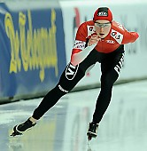 Subject: Anna Rokita; Tags: AUT, Austria, Österreich, Anna Rokita, Athlet, Athlete, Sportler, Wettkämpfer, Sportsman, Damen, Ladies, Frau, Mesdames, Female, Women, Eisschnelllauf, Speed skating, Schaatsen, Sport; PhotoID: 2011-03-10-0061