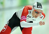 Subject: Cathrine Grage; Tags: Athlet, Athlete, Sportler, Wettkämpfer, Sportsman, Catherine Grage, DEN, Denmark, Dänemark, Damen, Ladies, Frau, Mesdames, Female, Women, Eisschnelllauf, Speed skating, Schaatsen, Sport; PhotoID: 2011-03-10-0067