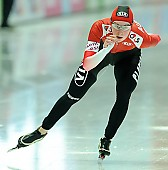 Subject: Anna Rokita; Tags: AUT, Austria, Österreich, Anna Rokita, Athlet, Athlete, Sportler, Wettkämpfer, Sportsman, Damen, Ladies, Frau, Mesdames, Female, Women, Eisschnelllauf, Speed skating, Schaatsen, Sport; PhotoID: 2011-03-10-0070