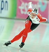 Subject: Cathrine Grage; Tags: Athlet, Athlete, Sportler, Wettkämpfer, Sportsman, Catherine Grage, DEN, Denmark, Dänemark, Damen, Ladies, Frau, Mesdames, Female, Women, Eisschnelllauf, Speed skating, Schaatsen, Sport; PhotoID: 2011-03-10-0077